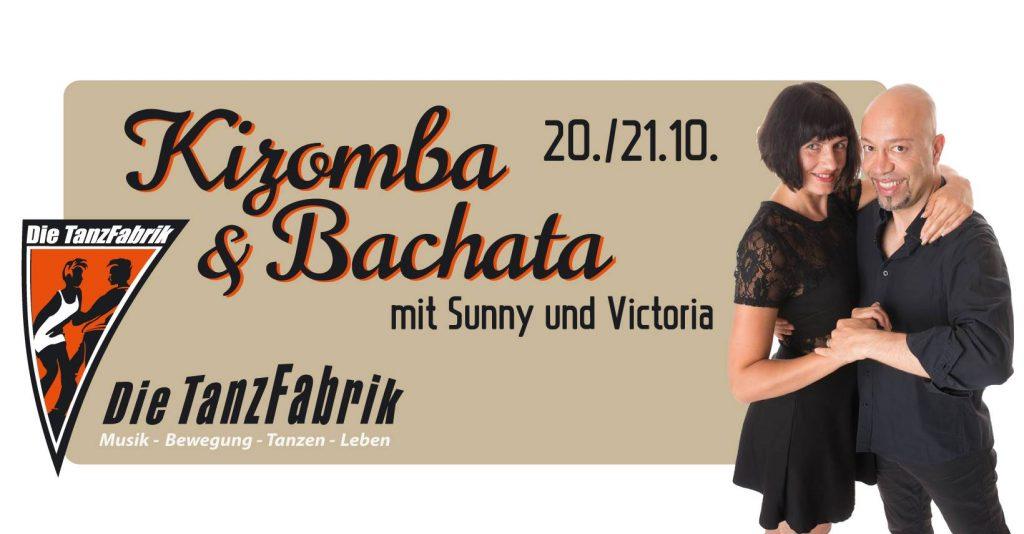KizomBachata-Bootcamp in Chemnitz vom 20.10. – 21.10.2018